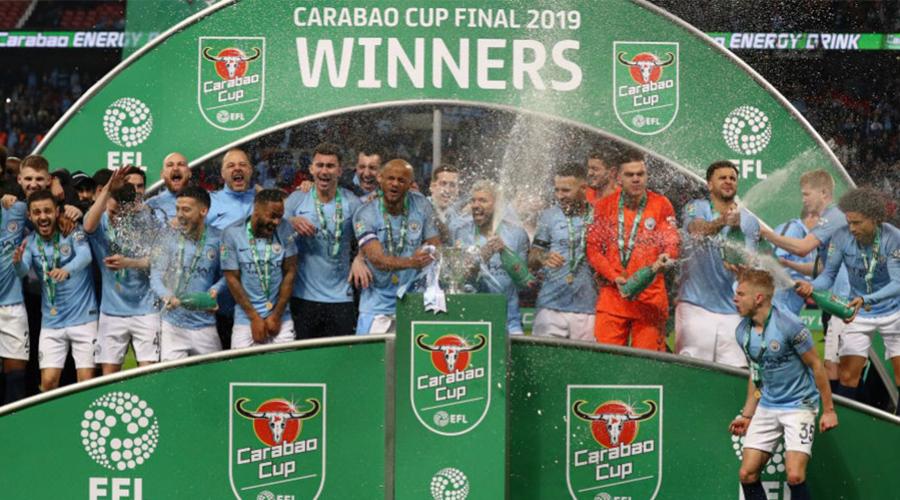 Thể thức thi đấu Carabao Cup