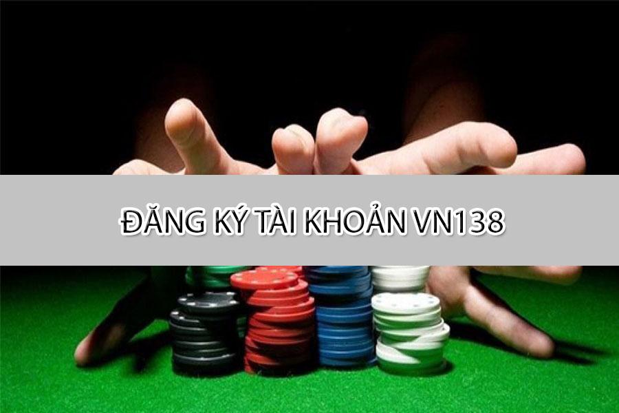 Link đăng ký tài khoản VN138