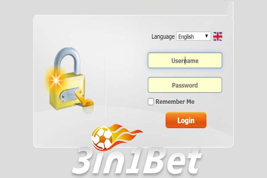 Link đăng nhập vào nhà cái 3IN1BET