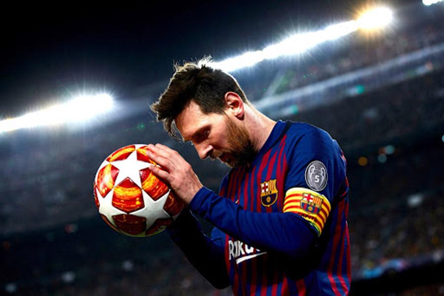 Đôi nét về cầu thủ Messi