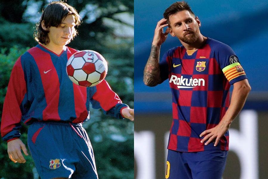 Các thành tích mà Messi đã đạt được trong sự nghiệp cầu thủ
