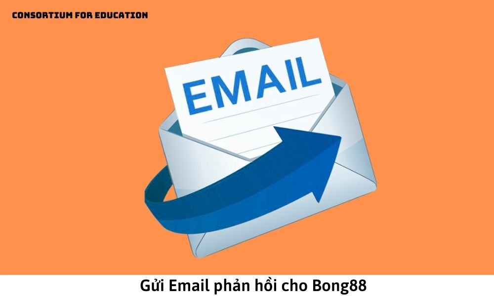 Gửi Email phản hồi cho Bong88