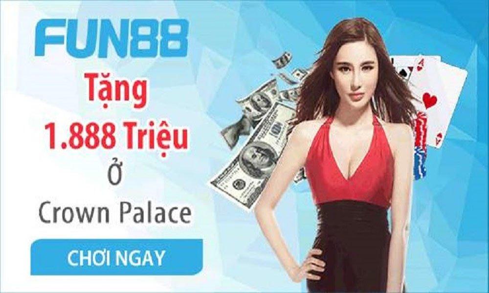Nhà cái Fun88 cá cược trực tuyến đáng tin cậy