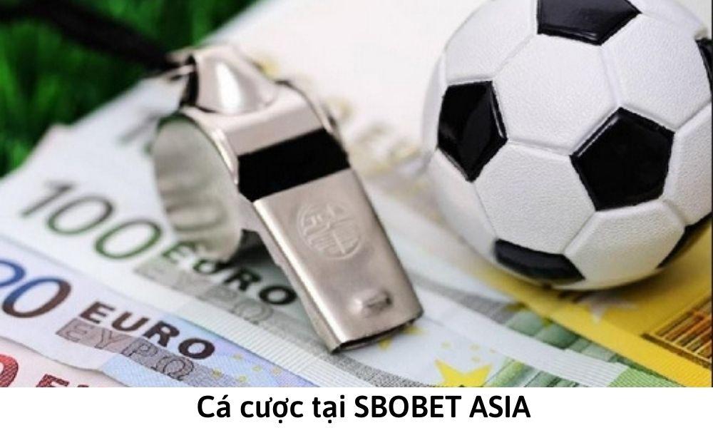 Hướng dẫn cá cược tại SBOBET Asia